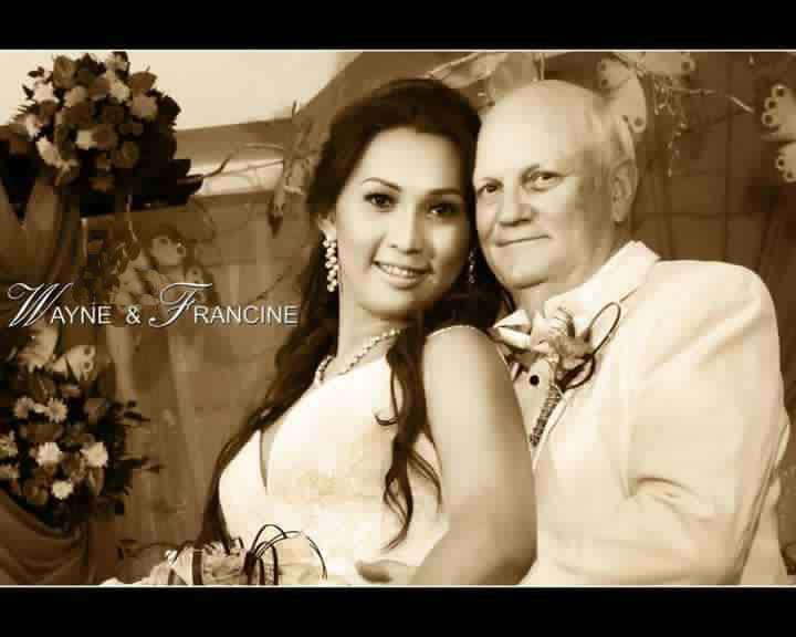Hi everyone<br><br>I have found my perfect beautiful partner, Francine. <br>We were married on the 15th September<br>I feel like the luckiest guy in the world.<br><br>Francine, you so wonderful in all...